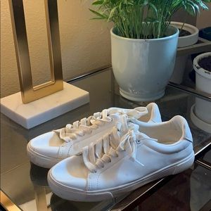 H&M white sneakers US 6, EUR 37